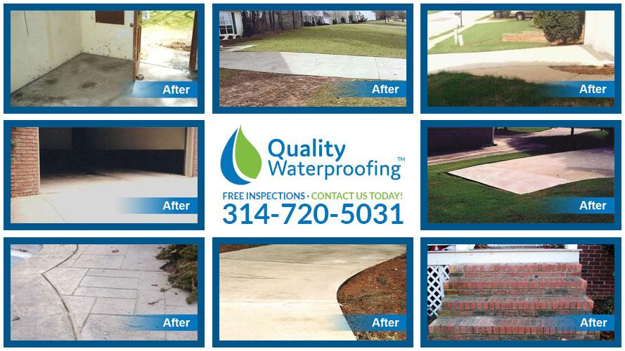 Basement Waterproofing & Foundation Settlement Repair
